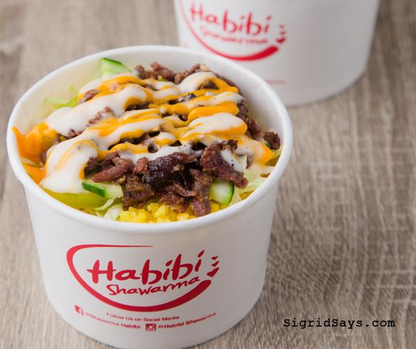 Qualitea and Shawarma Haibibi - Bacolod restaurant