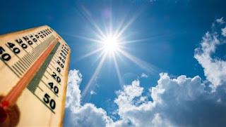 درجات الحرارة السبت 14-7-2018  المتوقعه فى مصر لبعض الدول العربية
