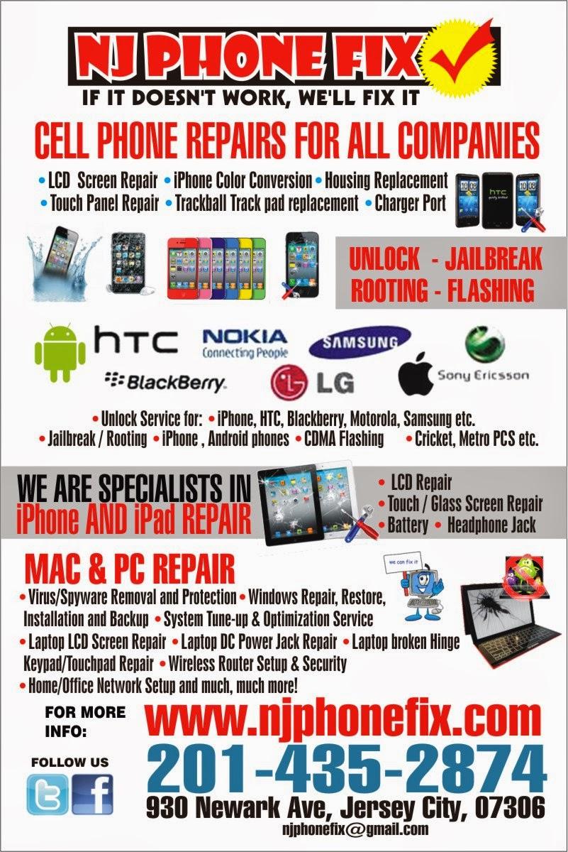 Iphone Repair Jersey City