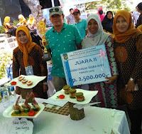 Keluarga Besar Kelurahan Kolo Mengucapkan Selamat HUT ke-17 Kota Bima