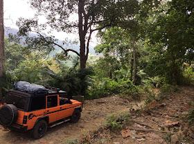 jeep meru betiri