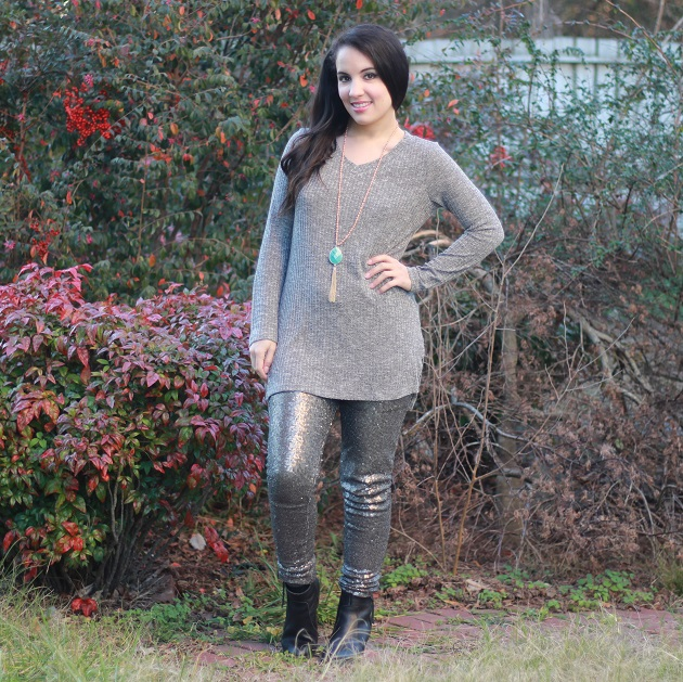 Zattcas Tunic Sweater