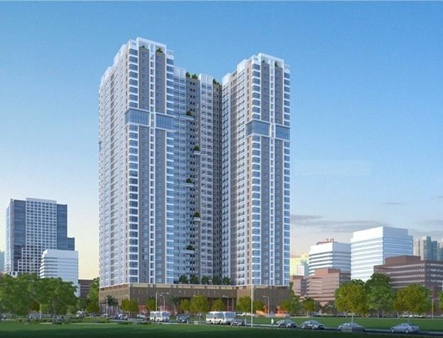 Phối cảnh dự án chung cư Mỹ Đình Plaza 2
