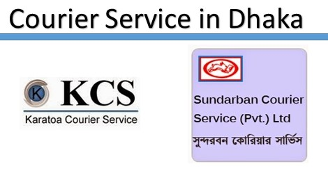 Courier Service in Dhaka