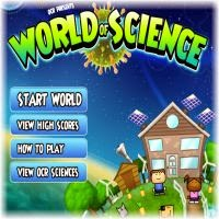 World of Science Game