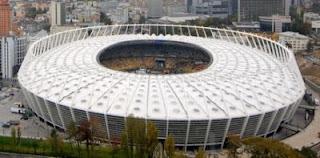 Járkov: Estadio Metalist