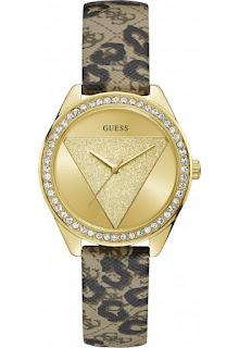 Ceas de dama Guess TRI GLITZ W0884L9