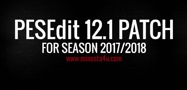 PESEdit 12.1 PATCH