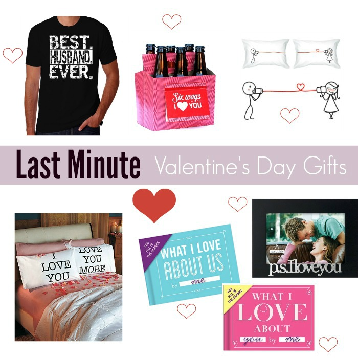 Last Minute Valentine's Day Gifts for Him 2016