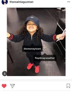 Royalty Brown Soulja Boy Instagram Nia Guzman