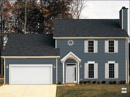 I Colored This House Using Website You Can Even Pay To Upload Your Own Picture And Paint Home See What Colors Work For
