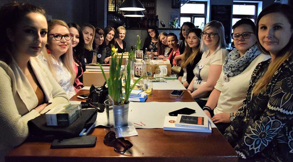 Blogerki plotkują, czyli spotkanie blogerek Miłość do pasji w Lubartowie