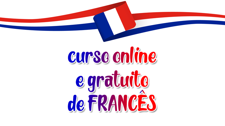 Curso online e gratuito de Francês