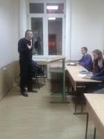 Состоялась встреча студентов с представителем компании SMF Poland Sp. z o.o. (Польша)