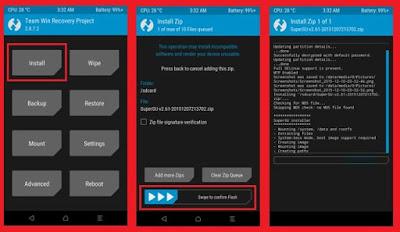 Cara Root Dan Instal TWRP Recovery Realme 3 Dengan Mudah