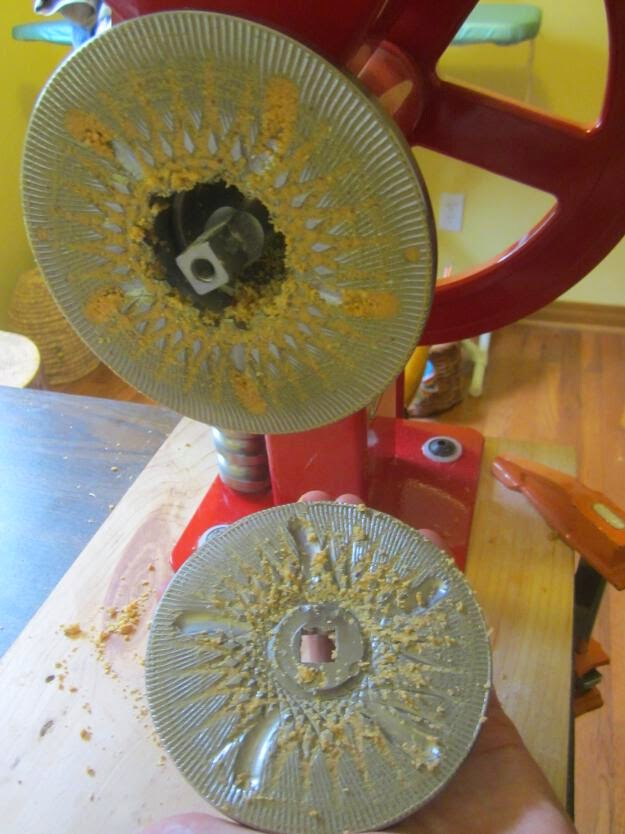 Simply Resourceful: Making Peanut Butter with our GrainMaker