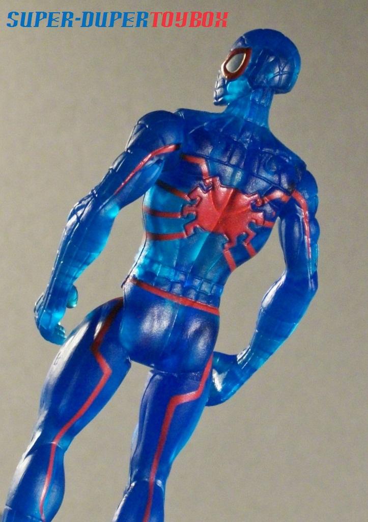 """Super-DuperToyBox: 3 3/4"""" Ultimate Spider-Man Figures"""