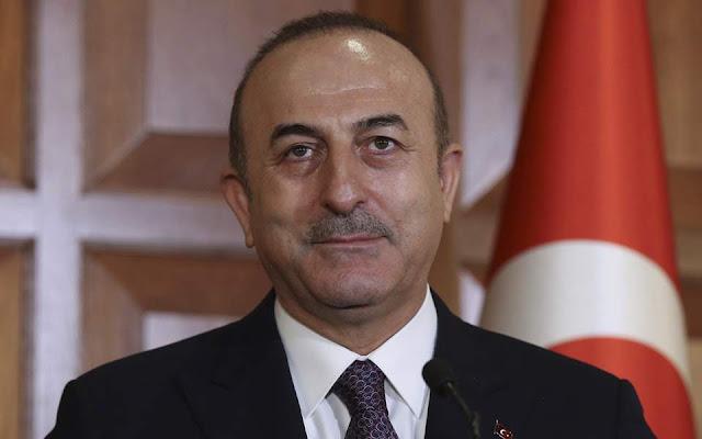 Τσαβούσογλου: Η Τουρκία μπορεί να δημιουργήσει μόνη της ζώνη ασφαλείας στη Συρία