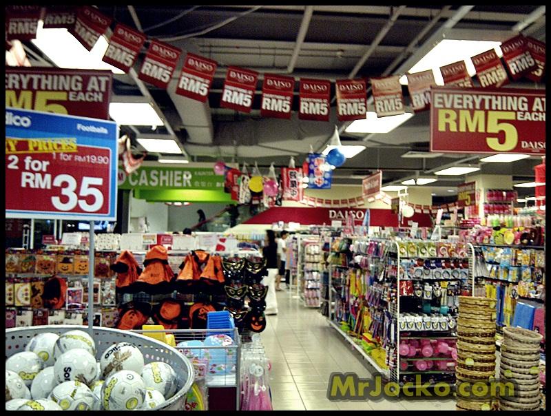 Murah Ping Di Kedai Daiso Rm5 One Utama