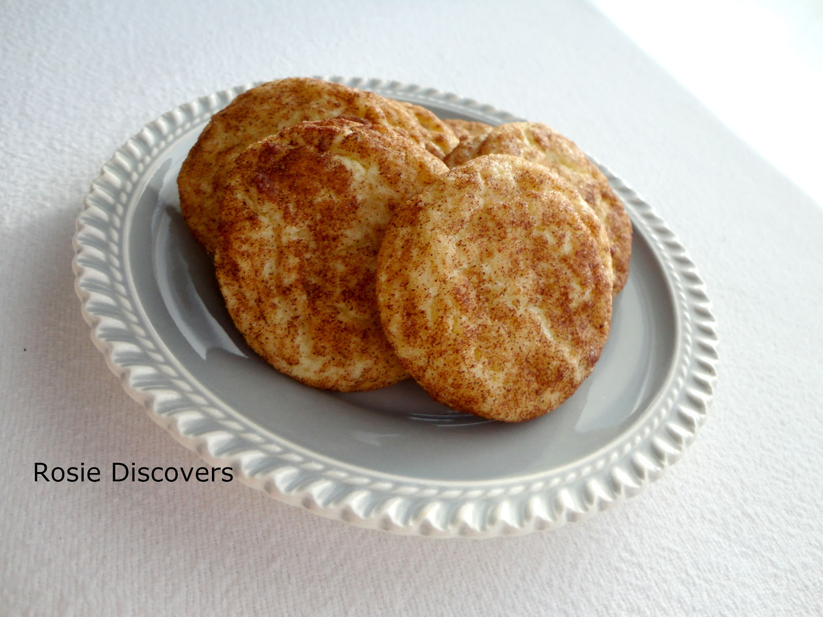 Snickerdoodle Cookies America Test Kitchen