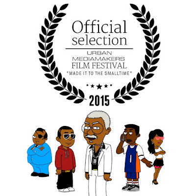 NEWS: Dandrell Scott's Cartoon Becomes An Official Selection of UMFF
