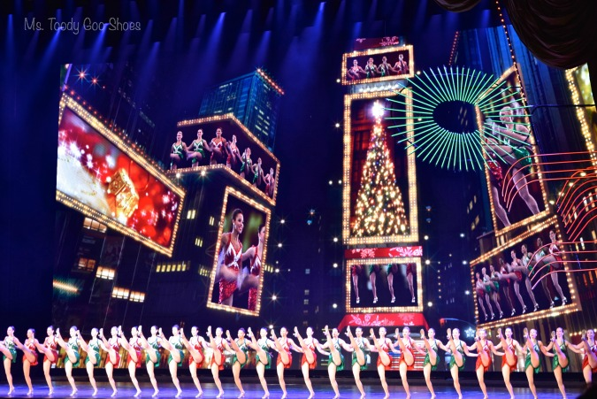Radio City Christmas Show - The Rockettes | Ms. Toody Goo Shoes