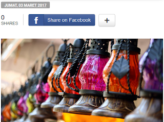4 Cara Mudah Membuat tombol media sosial Share dengan jumlah share