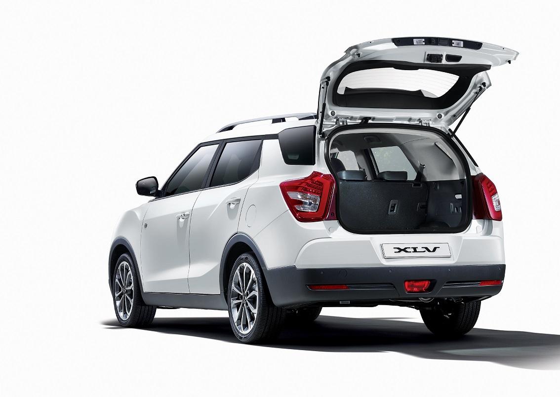 XLV%2B04%2Blow H SsangYong Motor Company λανσάρισε το νέο SsangYong XLV 86th Geneva International Motor Show 2016, autoshow, SsangYong, SsangYong XLV, SUV, Σαλόνι Αυτοκινήτου της Γενεύης