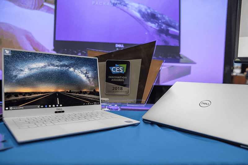 CES 2018: Dell announces new product lineup