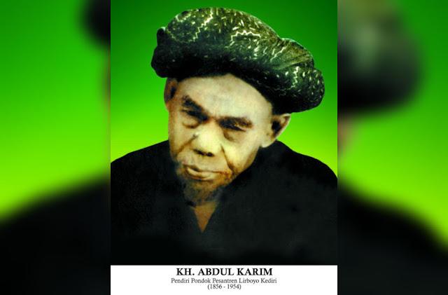 Kisah KH Abdul Karim Lirboyo Jadi Kuli Santri Barunya