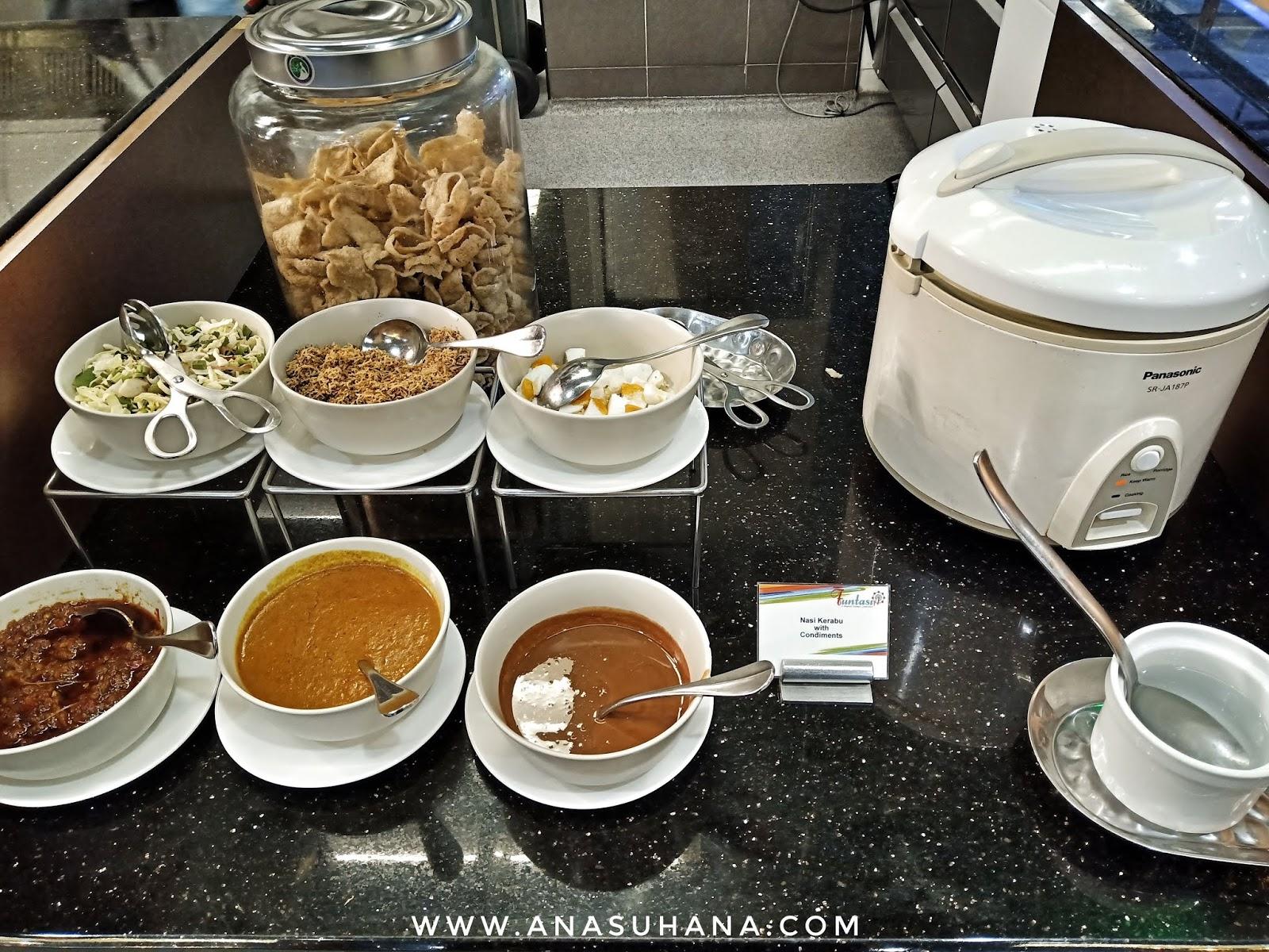 Bangi Resort Hotel : 5-Star Halal Food Trail Pada Harga Berpatutan
