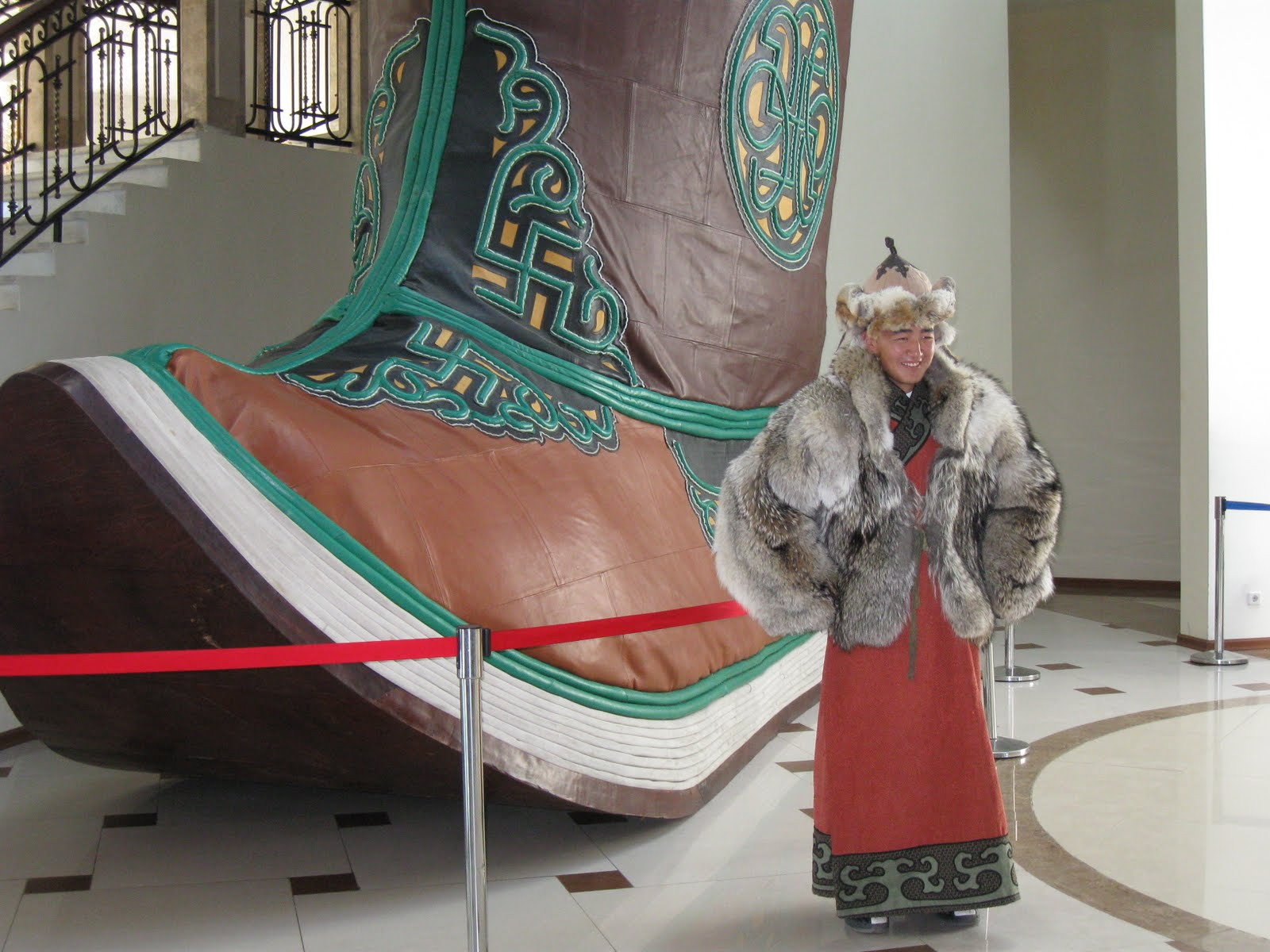 The Intrepid Geographer: Tourism, Mongol Style