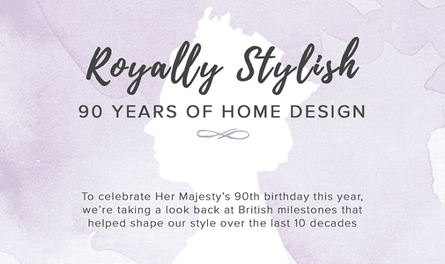 Royally Stylish: 90 Years of Home Design