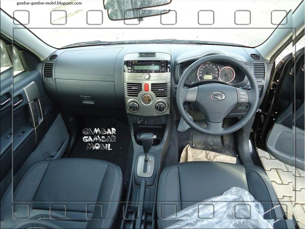 Gambar Dalam Mobil Calya