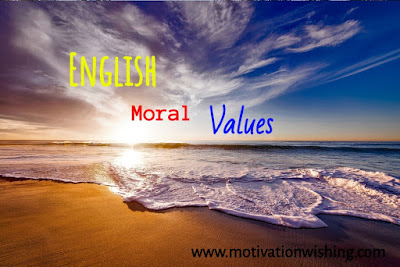 English Moral Values