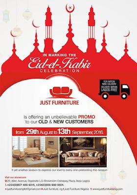 EID-EL-KABIR Furniture PROMO   eid furniture