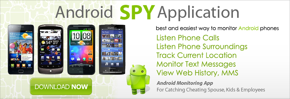 android cell spy apps