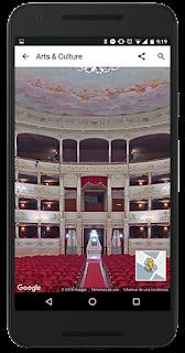 Visita el Teatro della Pergola en Florencia