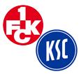 FC Kaiserslautern - Karlsruher SC