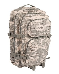US Assault Pack Rucksack 36 Liter