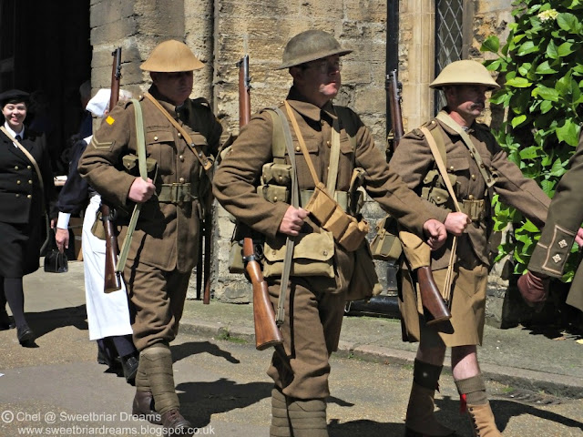 A Step Back in Time at Peterborough Heritage Weekend 2016 - www.sweetbriardreams.blogspot.co.uk