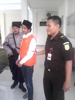 Julianto, Warga Sukomoro, Tersangka Pencabulan, Dituntut 12 Tahun Penjara