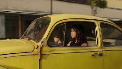 Hailee Steinfeld Cute Smile In Bumblebee 2018