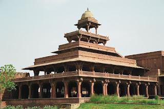 Panch Mahal Agra