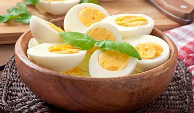 رجيم البيض المسلوق خلال ست أيام