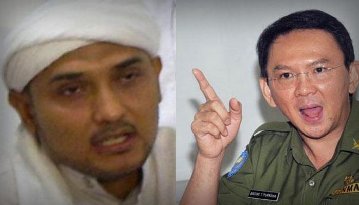 Minta Dibongkar, Ini Percakapan Novel Bamukmin di 27 September Yang Diadukan Oleh Ahok Kepolisi