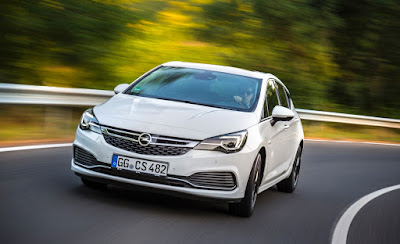 Νέο Opel Astra OPC Line Sport Pack