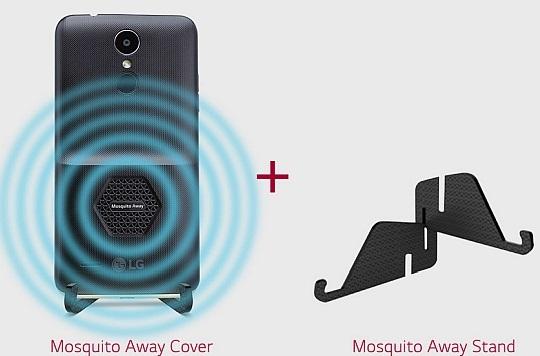 LG K7i, Ponsel Murah Terbaru LG Ini Ada Fitur Pengusir Nyamuknya