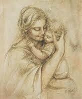 Leonardo da vinci black and white paintings
