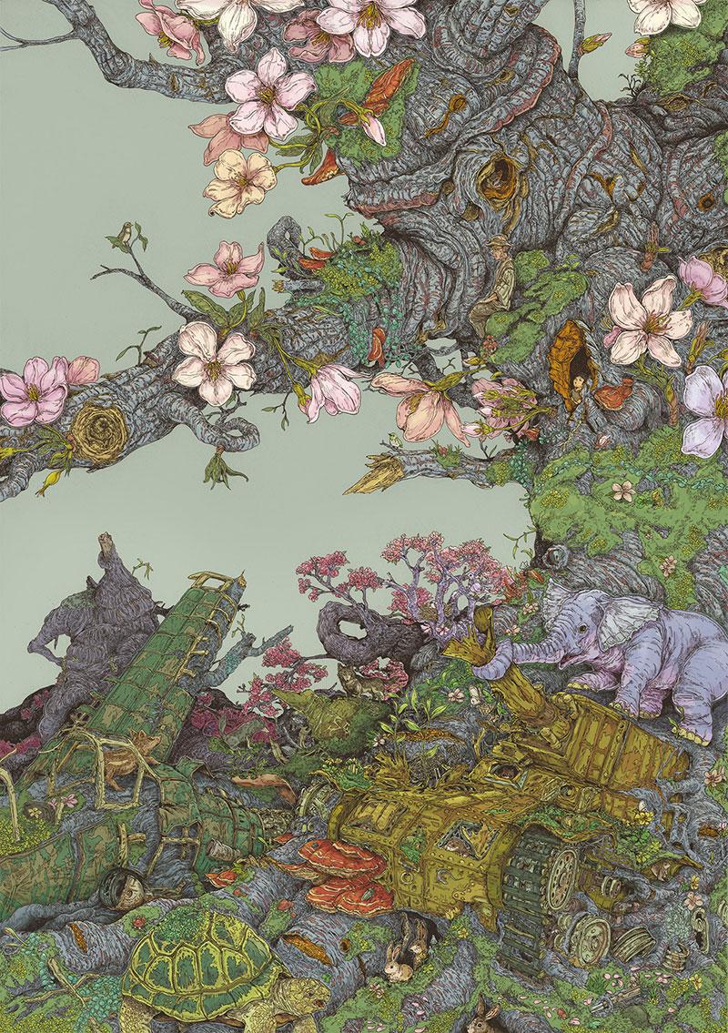 Kazuki-Okuda-01 Illustrations by Kazuki Okuda Design
